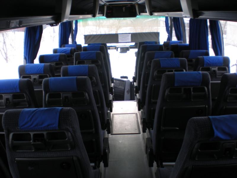 Автобус Неоплан-116 3 (Схема