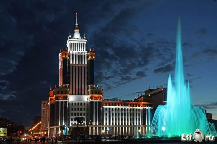 Дом советов саранск - 5bcf